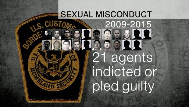 RAPE DHS DOJ FBI